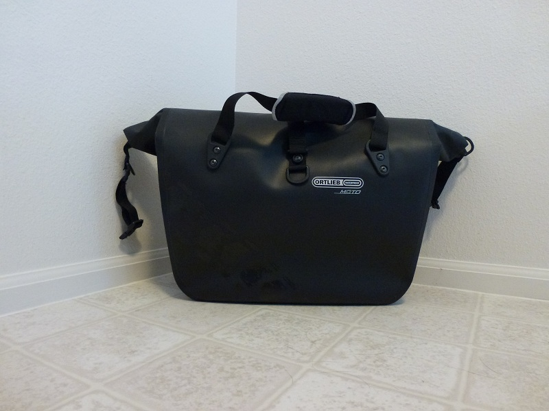 Moto Side Bag