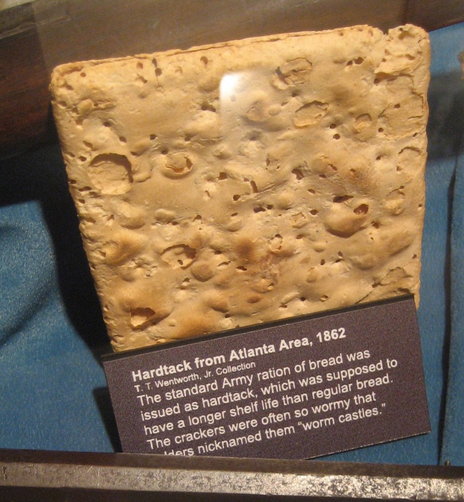 Hardtack bread from long ago!