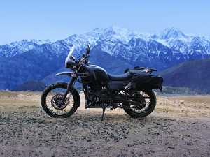 Royal Enfield Himalayan Motorcycle