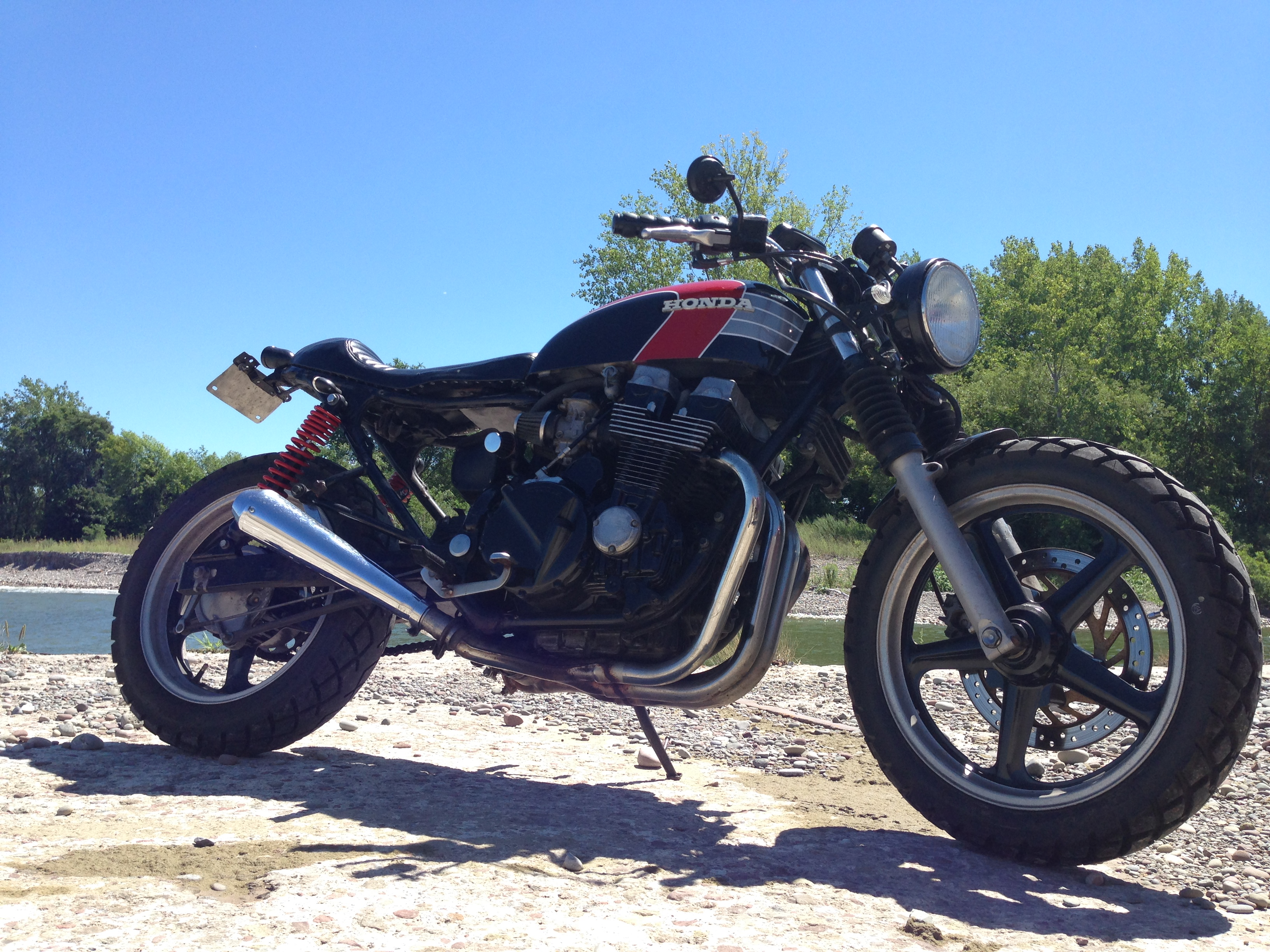Special Case CB750
