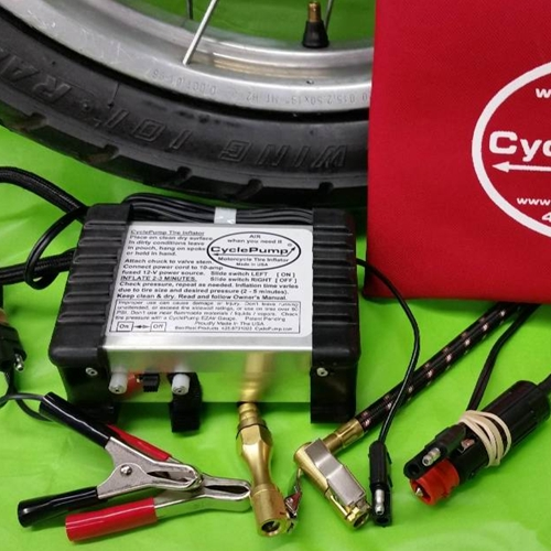 CyclePump Expedition Pump